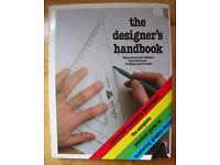 The Designer's Handbook. Hardback book. Stan Smith and Professor H F Ten Holt. ISBN 0 948872 26 8.