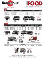 Restaurant, Bakery & Pizza Shop Equipment Sale
