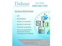 Company Accounts, VAT, Bookkeeping, Covid-19 grants, Accountants, CIS Rebates,TAX Returns