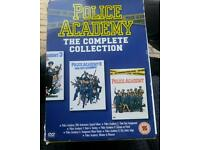 Dvd Police academy complete collection