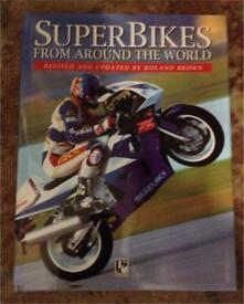 Super bikes book