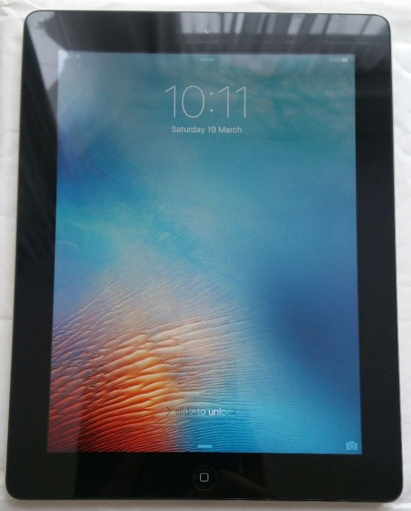 ipad 3, 32GB, wifi only model, Excellent Condition
