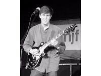 Guitar Lessons from a Birmingham Conservatoire Jazz Graduate
