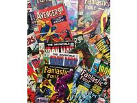 Silver-Age Comics for sale.