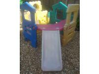 Little Tikes garden climber/climbing