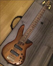 Ibanez SR1206 Premium 6 String bass guitar