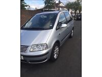 VOLKSWAGEN SHARAN AUTO (EXCELLENT DRIVE) RECENTLY SERVICED
