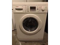 Digital BOSCH Exxcel Nice Washer & Dryer (Fully Working & 4 Month Warranty)