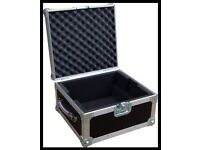 Roland TD-12 Percussion Sound Module Swan Flight Case Fully padded w/ cubby space clean
