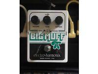 Electro-harmonix Big Muff guitar pedal
