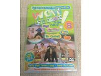 WOW LETS DANCE 8 DVD