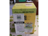 Baby Multi Bottle Sterilizer Allegro Biberon Water