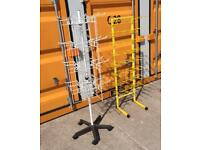 2 x shop display stands - Free Local Delivery