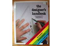The Designer's Handbook. Hardback book. Stan Smith and Professor H F Ten Holt. ISBN 0 948872 26 8.