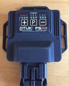 Audi S3 8V/Golf R DTUK FSR+ Tuning Box