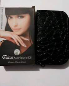Manicure kit New and boxed