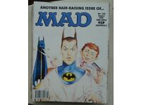 MAD magazines from 1964-1992