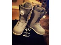 Ride Harper Size 4 Snowboarding Boots