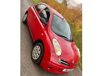 Cheap First Car Or Runabout - 06 Nissan Micra