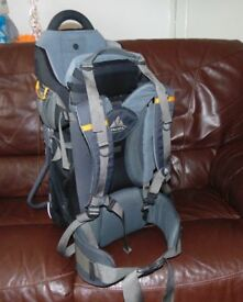vaude baby carrier / backpack / child hiking carrier