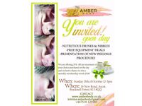 FREE Ascot Beauty Party! Massage, pedicures, manicures, plus food and drink!