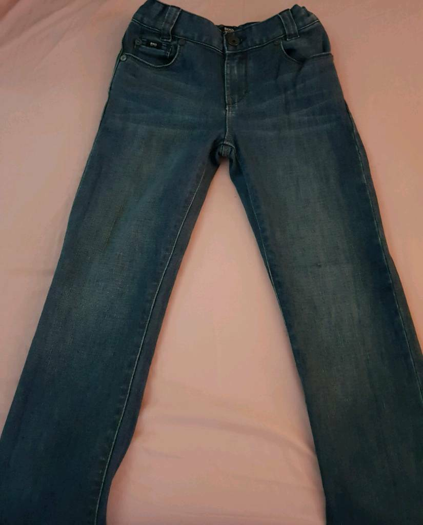 04157f3d744 Boys Hugo Boss Jeans   in Paisley, Renfrewshire   Gumtree