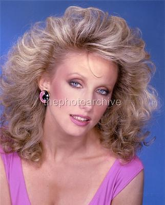 Superb High Resolution MORGAN FAIRCHILD Embossed Photo By Harry Langdon HL1559
