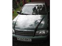 1995-MERCEDES-BENZ-C200-Elegance-Auto-Petrol-123-000mi-2-months-MOT
