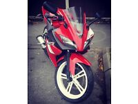 Yzf R125 2012 model good condition...... spares repairs