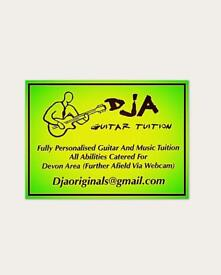 DjA Guitar And Music Tuition