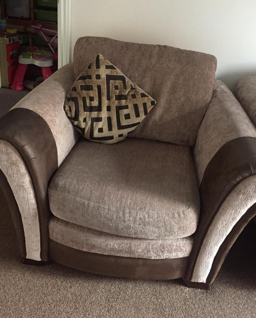 Green Corner Sofa Dfs: In Newcastle, Tyne And Wear