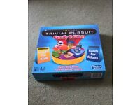 Trivial Pursuit Family Edition Board Game (Like New condition)