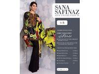 Original Sana Safinaz Silk Collection 2016 Asim jofa Maria B Gul ahmed SANA SAFINAZ ORIGINAL sana