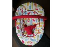 Unisex Baby Bouncer Chair