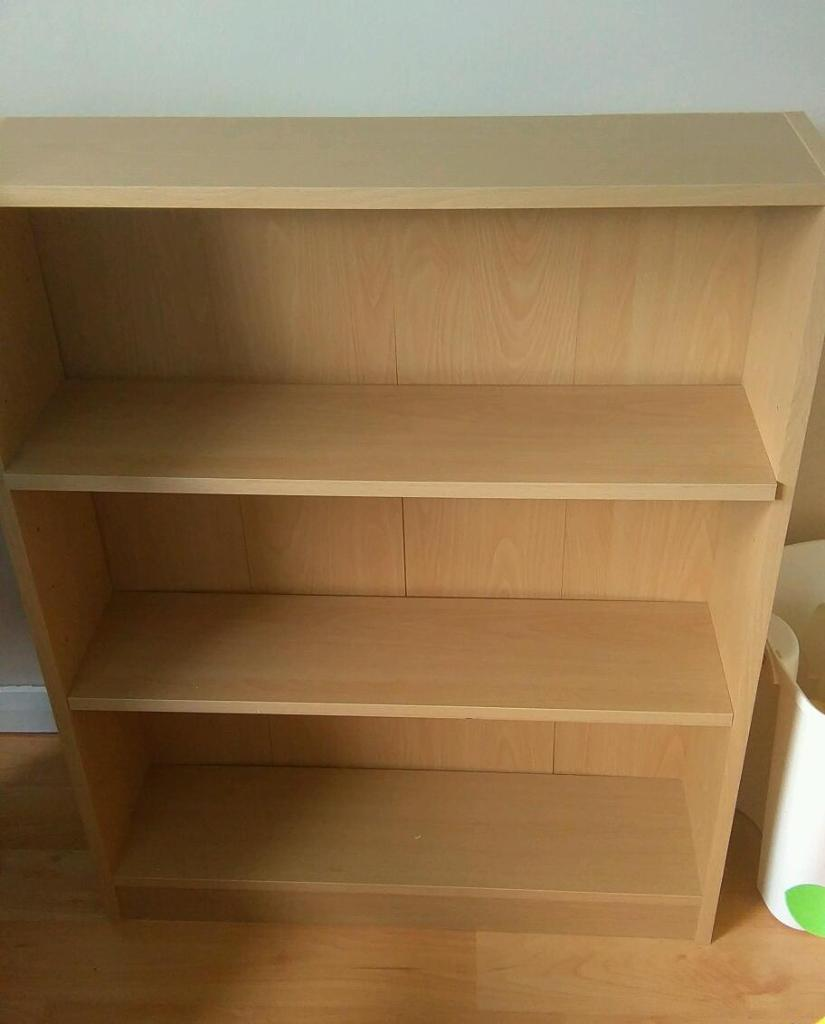 Bookcase in stewarton east ayrshire gumtree for Brusali bookcase