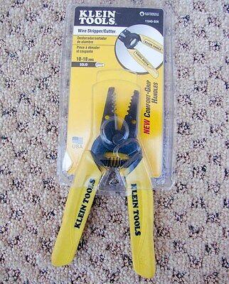 Klein 11045 Wire Strippercutter 10-18 Awg New