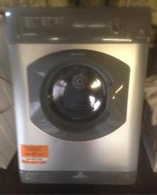 8 kilo hotpoint vented dryer