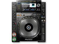 [UK Postage] Pioneer CDJ 2000 Nexus DJ Deck Turntable