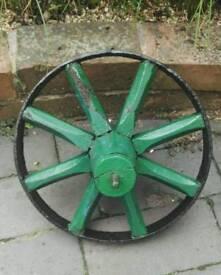French Garden Wheel