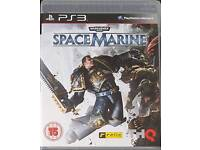 PS3 Space Marine