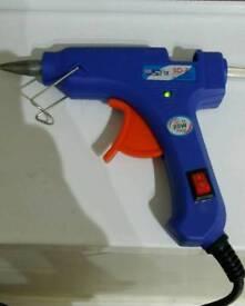 Hot Glue gun incl glue sticks