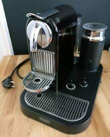 DeLonghi Nespresso Citiz & milk Coffee Machine
