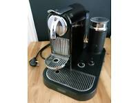 DeLonghi Nespresso Citiz & milk Coffee Machine
