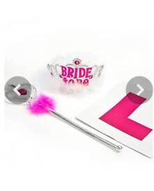 Bride to be kit