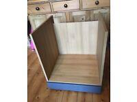 Kitchen cabinet oven housing DIY Kitchens