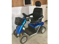 Pride Apec Epic large full suspension 8mph pavement mobility scooter
