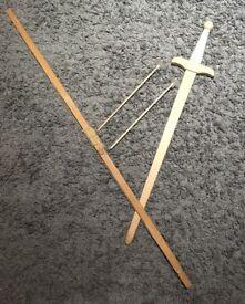 Wooden Sword & Archery Set