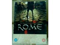 Rome Complete First Season DVD's