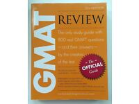 GMAT Review 11th Edition