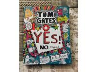 Tom Gates - Yes! No. Maybe...